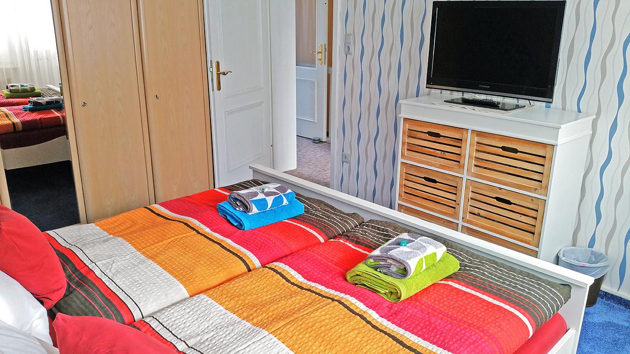 obergeschoss ferienhaus annelie. Black Bedroom Furniture Sets. Home Design Ideas